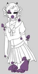 Overgrown by Sketching-Panda-Ren