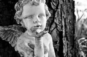 An Angel's Kiss by hollyelizabethjane