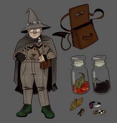Trollkarl Outfit by KAKT0R