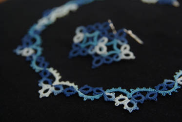Tatting set by seandreea