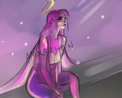 [Contest Entry] Violet by Amyaphon