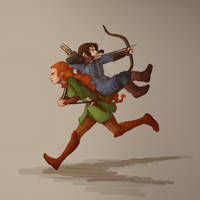 I'll carry you by sukieblackmore
