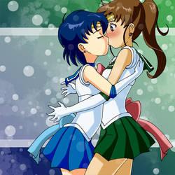 Sailor Senshi Sexual Sensation by Glee-chan