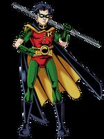 Robin: Tim Drake by Glee-chan