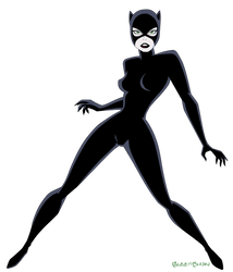 Catwoman: Unlimited by Glee-chan