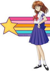 Natsumi Ginga by Glee-chan