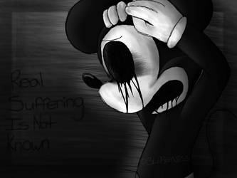 Suicide Mouse by IAmPantsNow