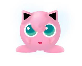 Jigglypuff by Nodame-sama