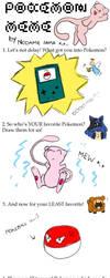 Pokemon Meme by Nodame-sama