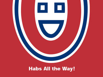 Habs All The Way by Montreal-Canadiens