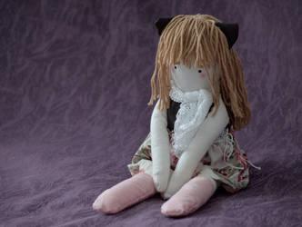 Mioko doll by lemosart