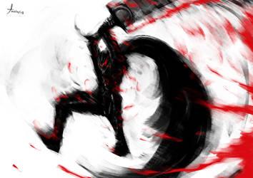 Berserker Armor 02 by Lutherniel