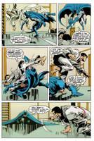 Classic Neal Adams Batman by LiamShalloo