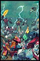 Bots vs 3 by LiamShalloo