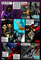 Thunderwing Vs PMaster Prime by LiamShalloo