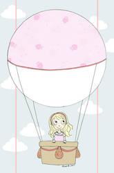 Fearsomefaerie's Balloon by Maija