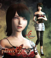 Project Zero 2: Mio Amakura by KitMartin