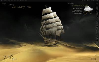 January-Air by gillon