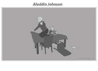 Aladdin Johnson by drDompelpomp