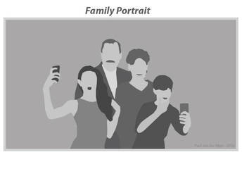 Family Portrait by drDompelpomp