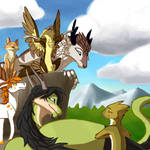 Family by eco-fox
