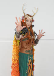 Keyleth by ravenlight cosplay by sacphotos