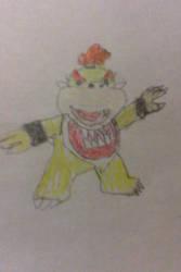 Bowser Jr. by Nintendofan364