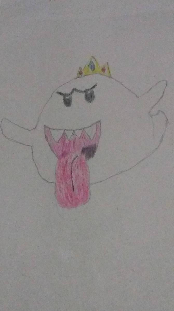 King Boo by Nintendofan364