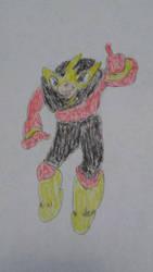 Elec Man by Nintendofan364