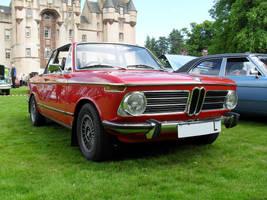 1972 BMW 2002 Convertible by Zelandeth