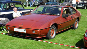 1982 Lotus Eclat by Zelandeth