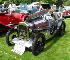 1925 Austin 7 Goodmans - 1 by Zelandeth