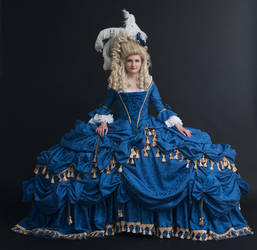 Marie Antoinette Historic 4 by Duchesse