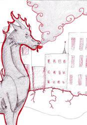 City's Burning by littleMURE