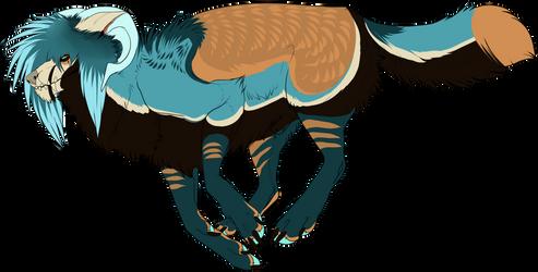 Depsosaurus by Depstop