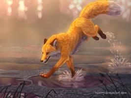 Splash by Vawie-Art