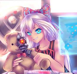 Skynet chan by saldsx
