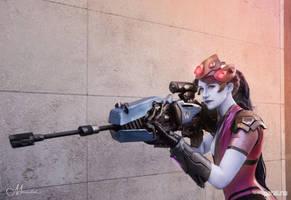 Widowmaker - Overwatch by xPandorae