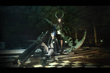 BRS : Dilapidated Stars by shiroin
