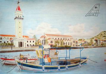 Zakynthos island by stachu96