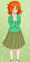 Shy Ryoko :c: by izka197