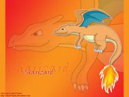 .Charizard. by izka197