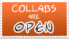 Collabs Open Stamp by izka197