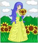 Sunflowers :c: by izka197