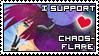 I support Chaos-Flare by izka197