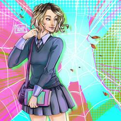 Gwen by Chidori-aka-Kate