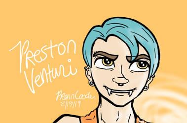 - Preston Venturi Bio - by PrennCooder