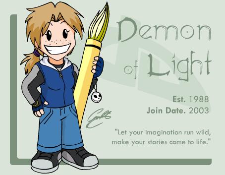 demonoflight's Profile Picture