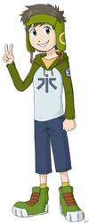 Older Tomoki by demonoflight