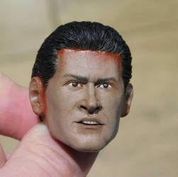 Bruce Campbell as Ash Williams. (One sixth scale) by Joel237